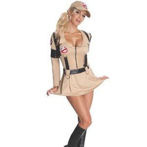 Sexy Ghostbusters Halloween Outfit